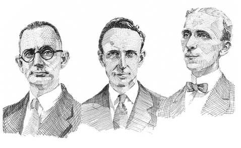 fraternity founders